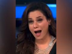 Neelam Kothari's Emotional Moment On <I>Super Dancer</i>, Courtesy Husband Samir Soni