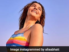 Bollywood Spreads Colourful And Floral Cheer For Mother Earth In Chic Fashion