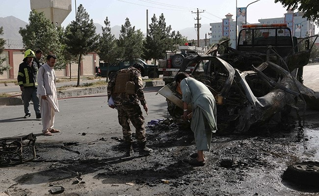 Double Blasts In Afghanistan Kill At Least 7: Officials