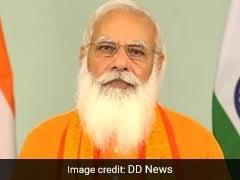 PM Modi Announces Launch Of M-Yoga App To Spread Yoga Across World