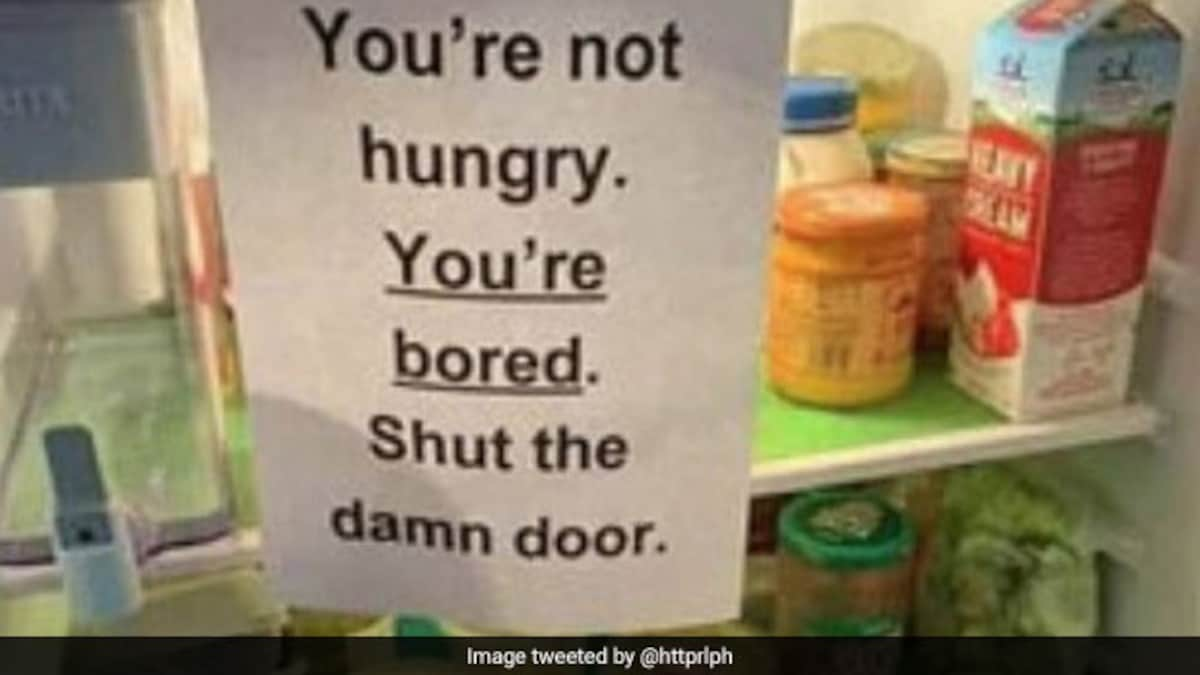 Photo of Do You Open Your Fridge Often For No Reason? Then You Will Relate To This Post