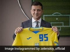 "Euro 2020: UEFA Demands Ukraine Make Changes To ""Political"" Jersey"
