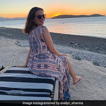 Evelyn Sharma Is Serving Up A Side Of Style On Her Australian Honeymoon With Tushaan Bhindi