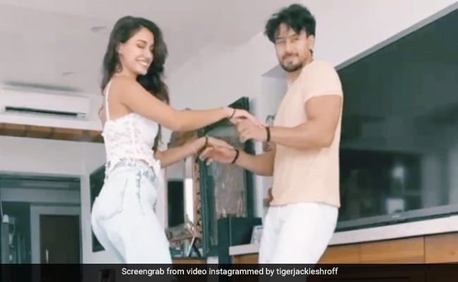 It Is Easy To See Why The Internet Loves Tiger Shroff's Birthday Wish For Disha Patani