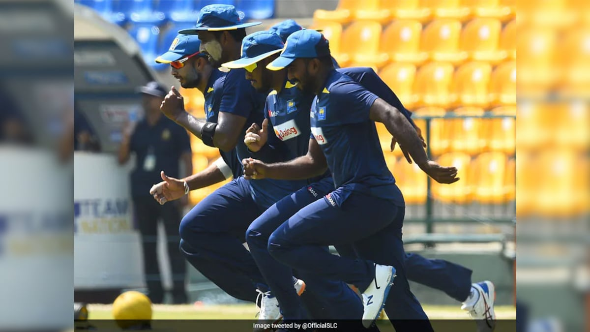 Sri Lanka Cricketers Agree To Tour England Without Contracts   Cricket News -India News Cart