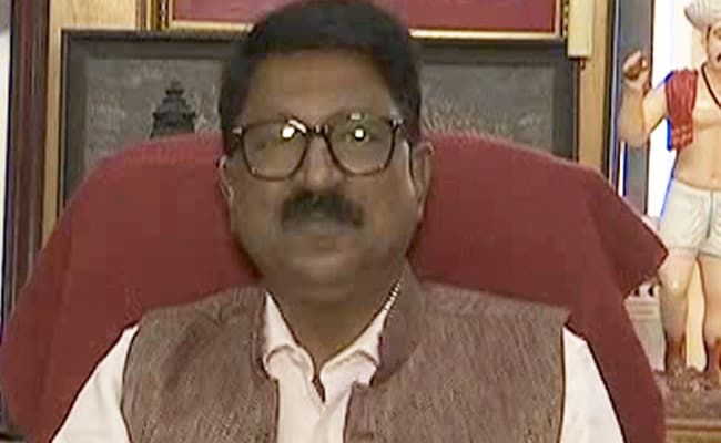 Shiv Sena MP Denies Charges On Party Workers Vandalising Adani Signboard