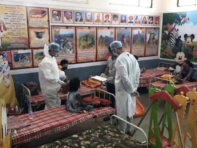 Video : Centre's Rs 23,220 Crore Public Health Push With Focus On Children