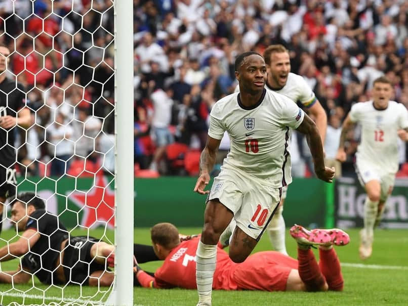Euro 2020: England Seal Quarter-Finals Spot With Late Goals Against Germany