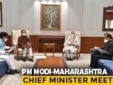 Video : Uddhav Thackeray, Deputy Ajit Pawar Meet PM Modi In Delhi