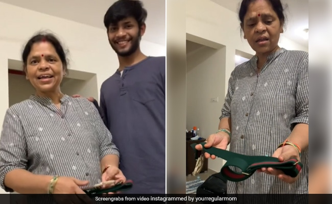 Viral: A Mom's Horrified Reaction To Daughter's Gucci Belt Worth Rs 35,000