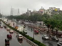 Moderate Rain In Mumbai, Suburbs In Next 24 Hours: Weather Office