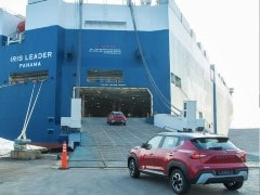 Nissan India Begins Magnite Exports To Nepal, Indonesia And South Africa