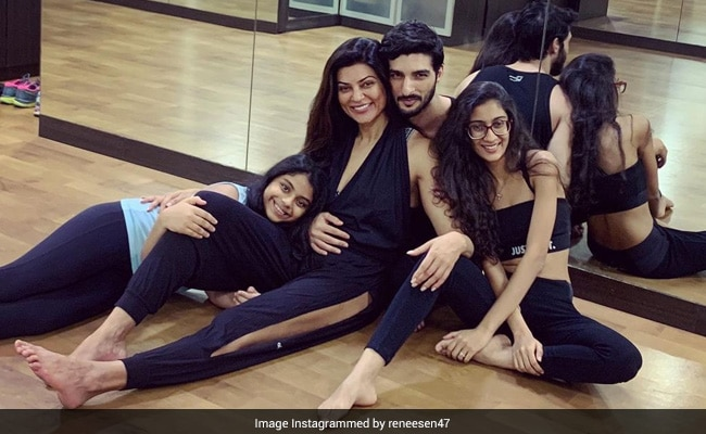 Renee On How Her Relationship With Mom Sushmita Sen 'Has Changed Now'