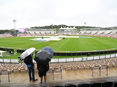 WTC Final, India vs New Zealand, Southampton Weather: Rain Threat Looms Large