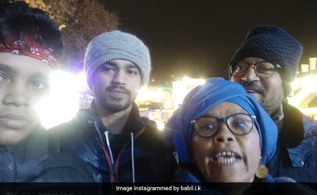 Irrfan Khan's Son Babil Reveals What's 'Beautiful' About His 'Strange Family'