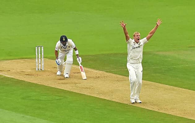 Ball That Got Kohli In WTC Final Could Have Got Any Batsman: Jamieson