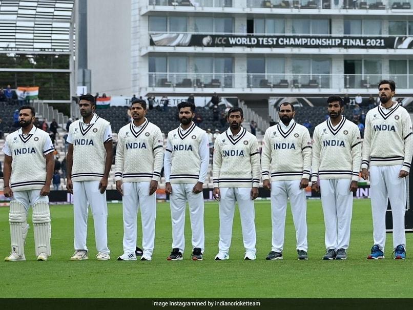 "WTC Final: Indian team wears Milkha Singh's ""In Memory"" black arm Kilker News"