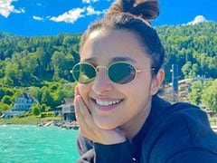 """Parineeti Chopra, """"Why So Beautiful?"""" See Her New Vacation Pic From Austria"""