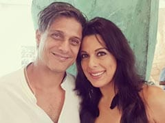 Pooja Bedi Recalls Fiance Maneck Contractor's Reaction When Someone Tried To Flirt With Her