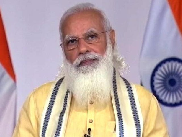 """Video : """"Well Done India"""": PM Modi On Record Number Of Covid Vaccinations Today"""