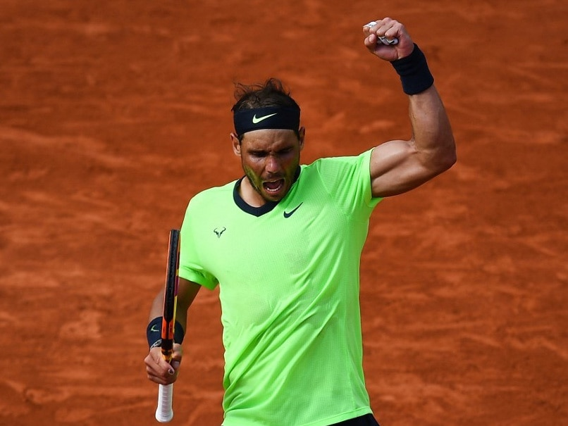 French Open: Rafael Nadal reaches the fourth round for the 16th time with 103rd victory Tennis news