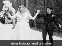 Sophie Turner's Wedding Gown Is As Iconic Today As It Was Two Years Ago