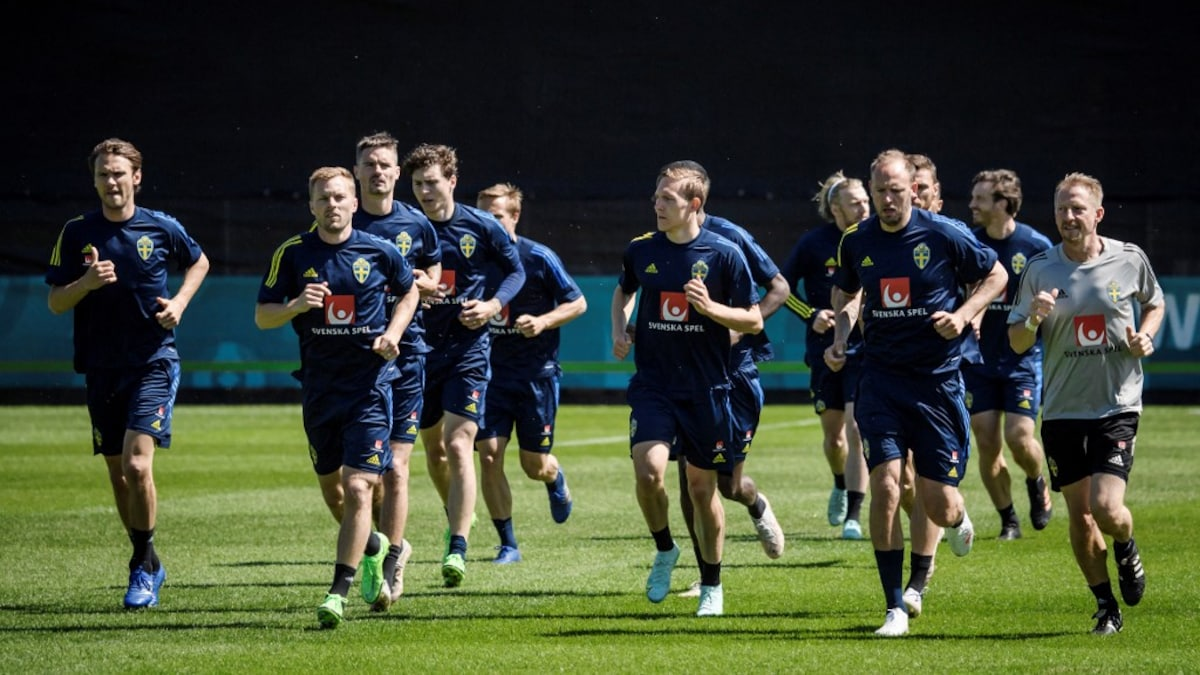 Swedish Euro Squad tightens COVID-19 measures after two positive cases |  Football news