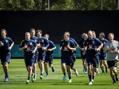 Sweden Euro Squad Tightens COVID-19 Measures After Two Positive Cases
