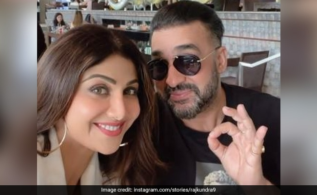 Shilpa Shetty And Raj Kundra Went On A 'Lunch Date After Forever.' Because, Her Birthday