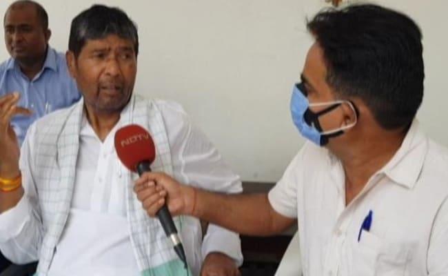 My Election As Lok Janshakti Party Chief Completely Valid: Pashupati Paras