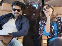"""Cheers To Ram Charan And Wife Upasana For """"Keeping It Real"""". 9 Years And Counting"""