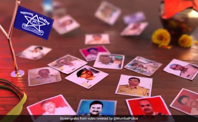 Mumbai Police Pays Tribute To Force's 119 Covid Victims, Tweets Video