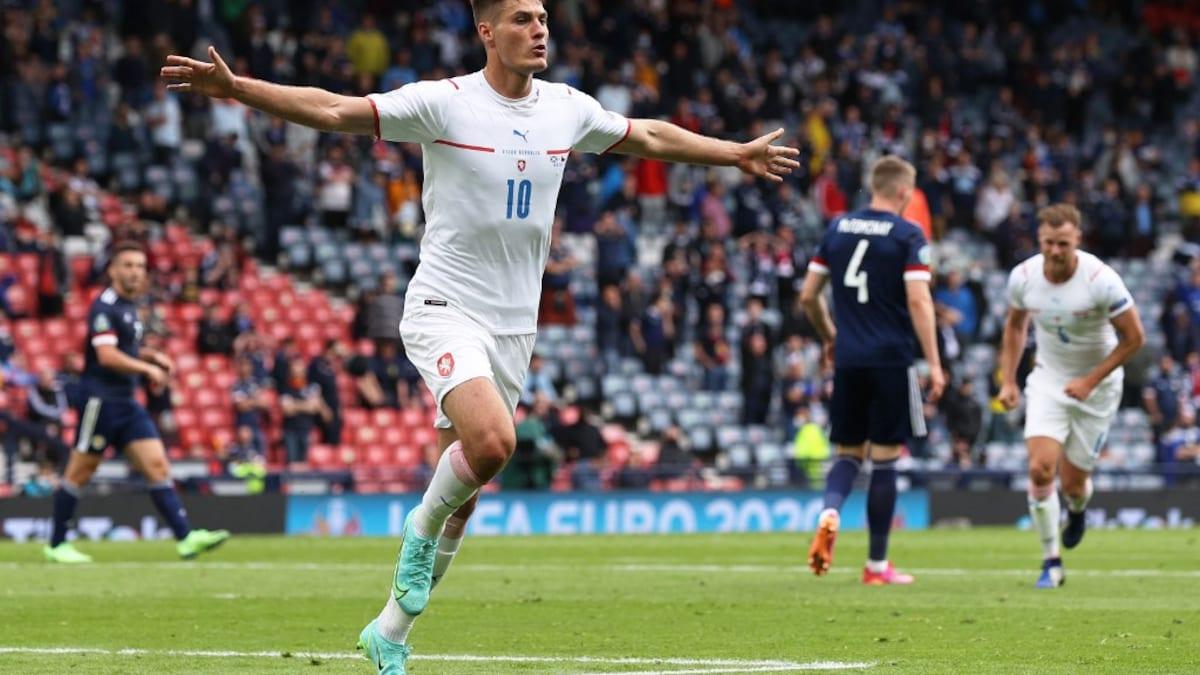 UEFA EURO 2020: Czech Republic beat Scotland 2-0, Go Top Of D Group |  Football news
