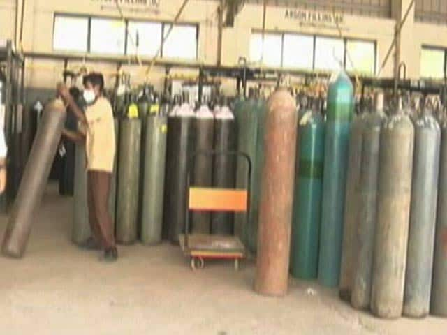 Video : Can't Say Delhi Exaggerated Oxygen Demand 4 Times: AIIMS Chief, Who Led Audit