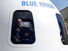 US Approves Blue Origin License For Human Space Travel Ahead Of Bezos Flight