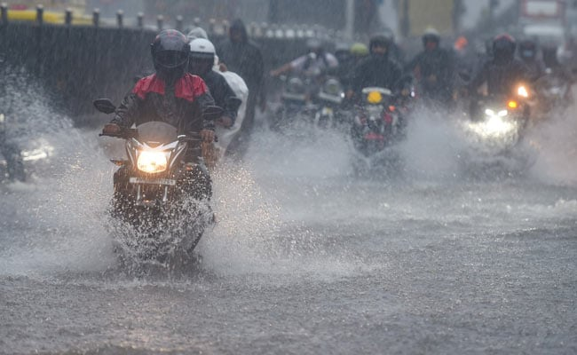 'Red Alert' For Mumbai As Weather Office Predicts Heavy Rainfall