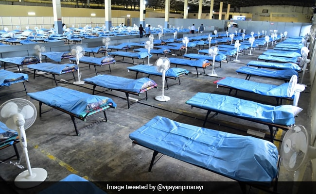 Defunct Coca-Cola Plant In Kerala Turned Into 550-Bed COVID-19 Hospital