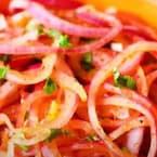 Chef Saransh Goila Shares Restaurant-Style Lachcha Pyaaz Recipe