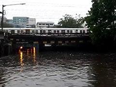 Rain Red Alert In Mumbai As Monsoon Triggers Waterlogging: 10 Points