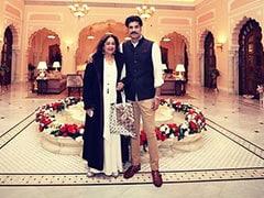 Kirron Kher, Battling Cancer, Is The Unexpected Bonus In Son Sikandar's Post