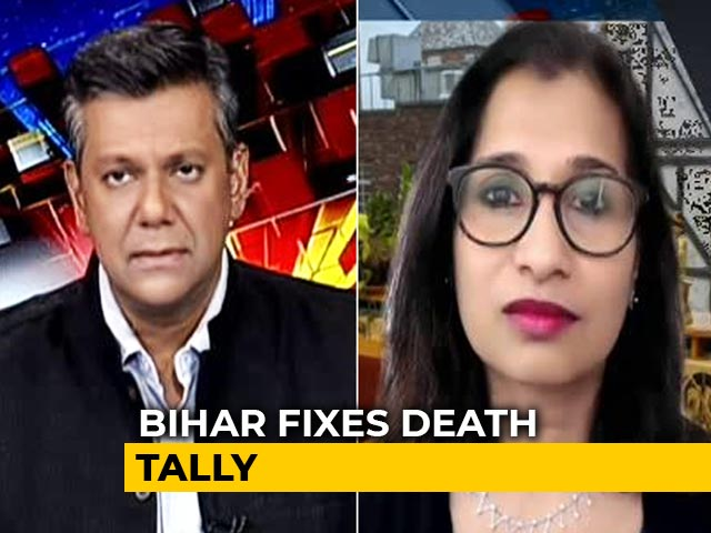 """Video : """"States Must Think Of Revising Their Death Reporting: Dr Bhramar Mukherjee, Data Scientist"""