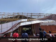 Goons Vandalise NGO's Temporary Oxygen Facility In Gurgaon