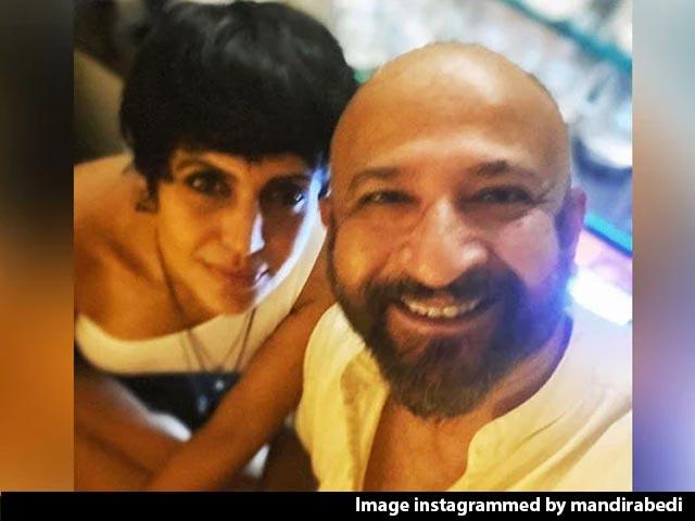 "Video : Mandira Bedi's Husband Raj Kaushal Dies. ""Gone Too Soon,"" Tweets Onir"