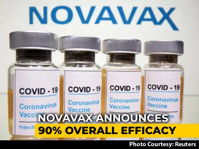 Video : Novavax Covid Vaccine, To Be Made By Serum Institute, Shows 90% Efficacy
