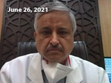 """Video : """"Subsequent Wave Will Not Be As Bad As Second Wave"""": AIIMS Chief To NDTV"""