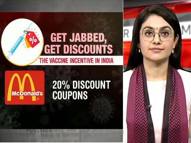 Video : Explainer: Discounts, Promotions, Bonanza For Inoculated Indians