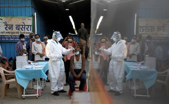 Third Wave 'Inevitable, Could Hit India In 6 To 8 Weeks': AIIMS Chief