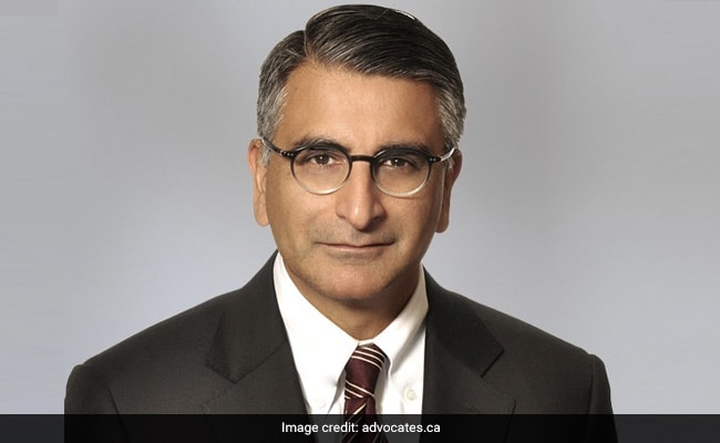 Canada's First Person Of Colour Named For Supreme Court Has Indian Roots