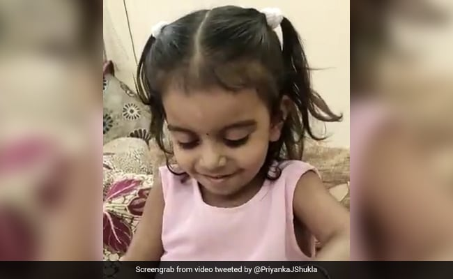 'Extraordinary': Twitter Amazed At Video Of Girl Naming Country Capitals
