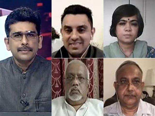 Videos : सवाल इंडिया का : अयोध्या - ज़मीन घोटाले के आरोप, जांच ही एकमात्र रास्ता?